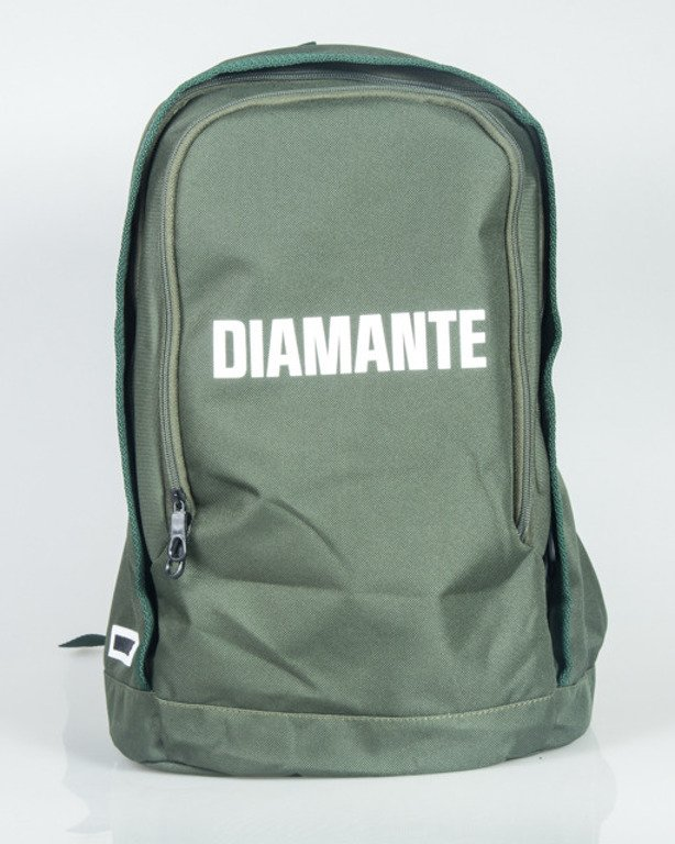 DIAMANTE WEAR BACKPACK 02 OLIVE