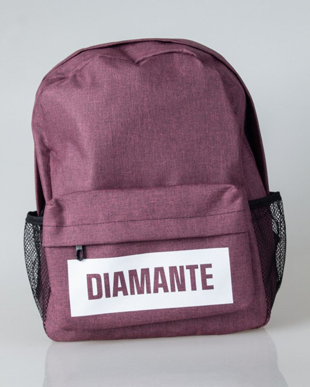 DIAMANTE WEAR BACKPACK BOXLOGO BRICK JEANS