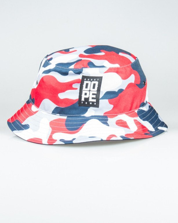 DIAMANTE WEAR BUCKET HAT DOPE CAMO