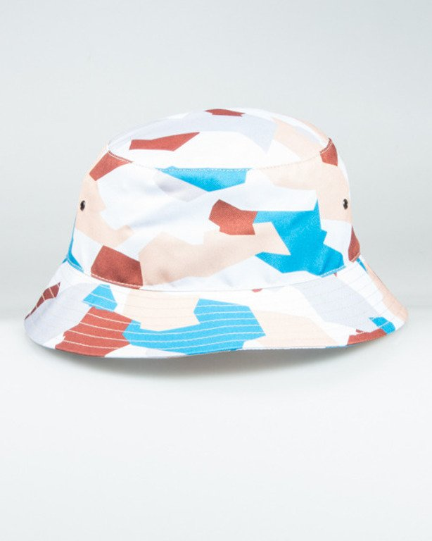 DIAMANTE WEAR BUCKET HAT MOSAIC CAMO