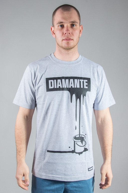 DIAMANTE WEAR PAINT BLACK GREY