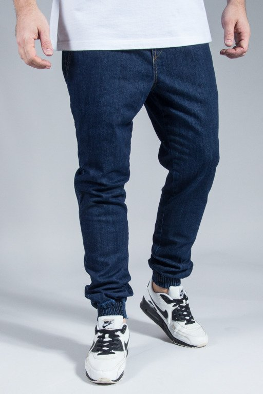 DIAMANTE WEAR PANTS CHINO JOGGER CLASSIC DARK
