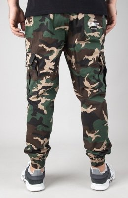 DIAMANTE WEAR PANTS CHINO JOGGER RM HUNTER CAMO