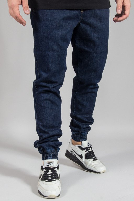 DIAMANTE WEAR PANTS JEANS JOGGER RM DARK