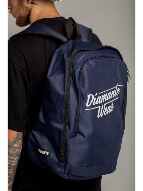 DIAMANTE WEAR PLECAK NEW LOGO NAVY
