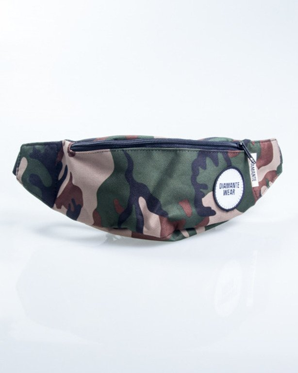 DIAMANTE WEAR SASHET RUN EDITION CAMO