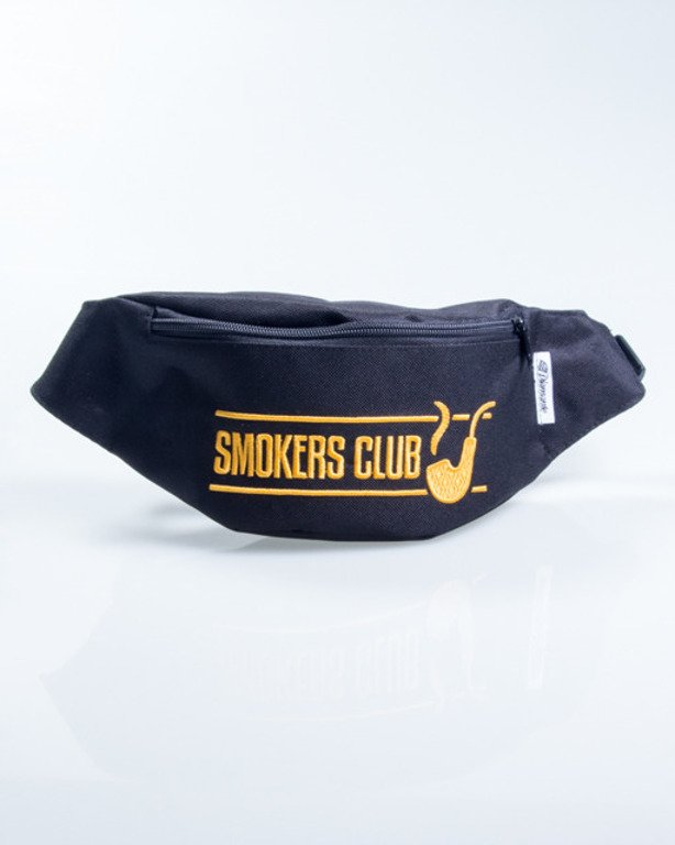 DIAMANTE WEAR SASHET SMOKERS BLACK-GOLD