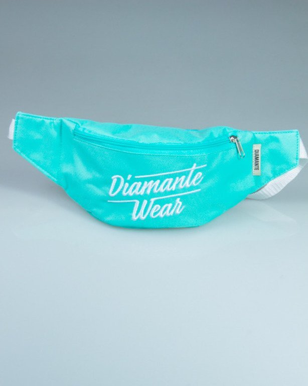 DIAMANTE WEAR STREETBAG BIG LOGO MINT