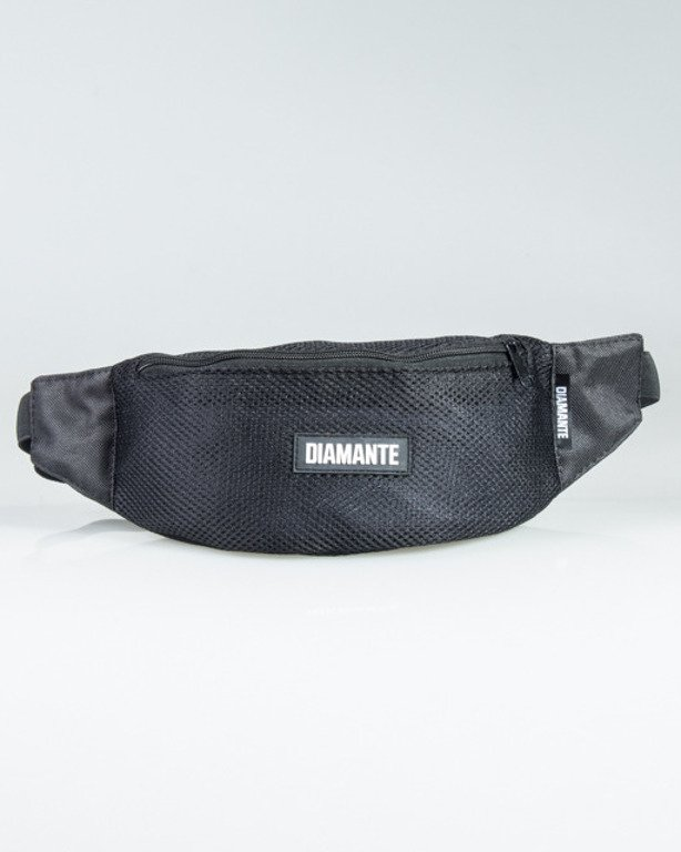 DIAMANTE WEAR STREETBAG RUN EDITION BLACK