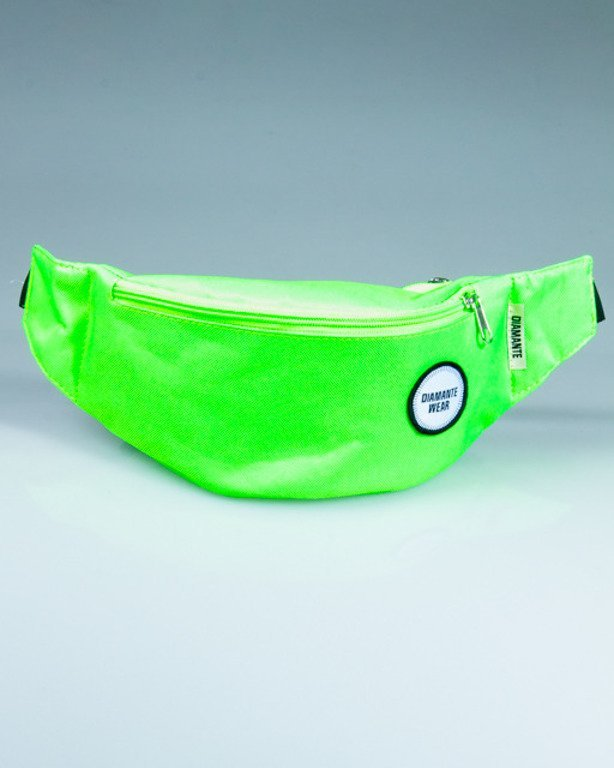 DIAMANTE WEAR STREETBAG RUN EDITION FLUO GREEN