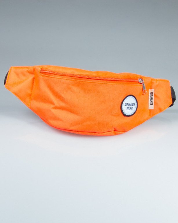DIAMANTE WEAR STREETBAG RUN EDITION FLUO ORANGE