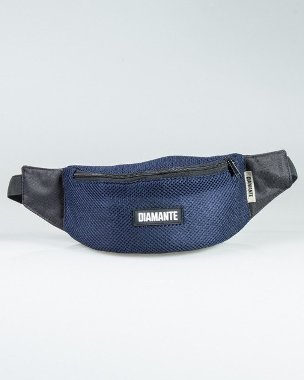 DIAMANTE WEAR STREETBAG RUN EDITION NAVY