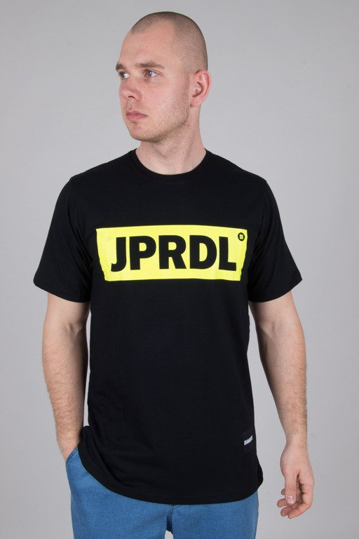 DIAMANTE WEAR T-SHIRT JPRDL BLACK