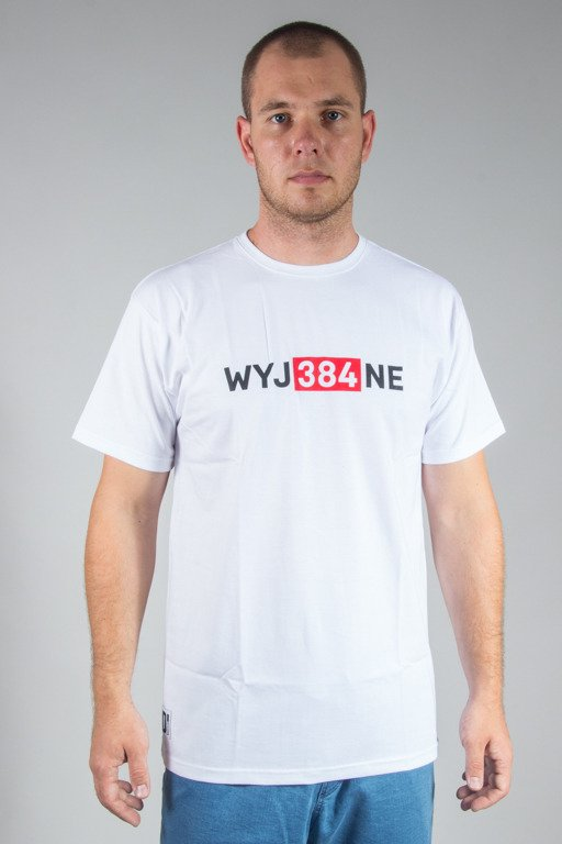 DIAMANTE WEAR T-SHIRT WYJ384NE WHITE