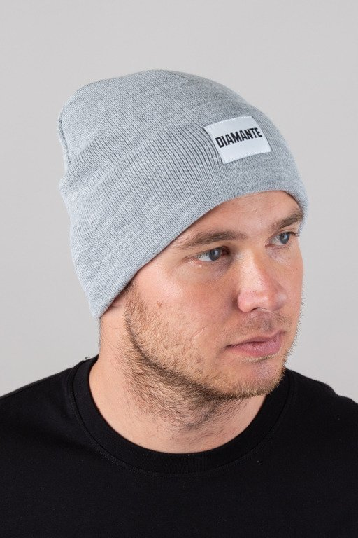 DIAMANTE WEAR WINTER CAP DIAMANTE MELANGE