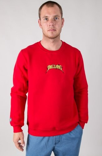 DIIL CREWNECK CORE RED