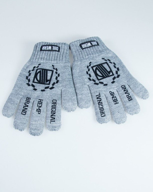 DIIL GLOVES DL GREY