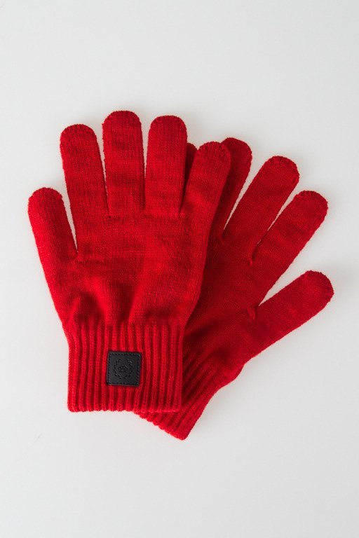 DIIL GLOVES GRUBE LAUR RED