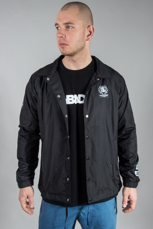 DIIL JACKET COACH BLACK