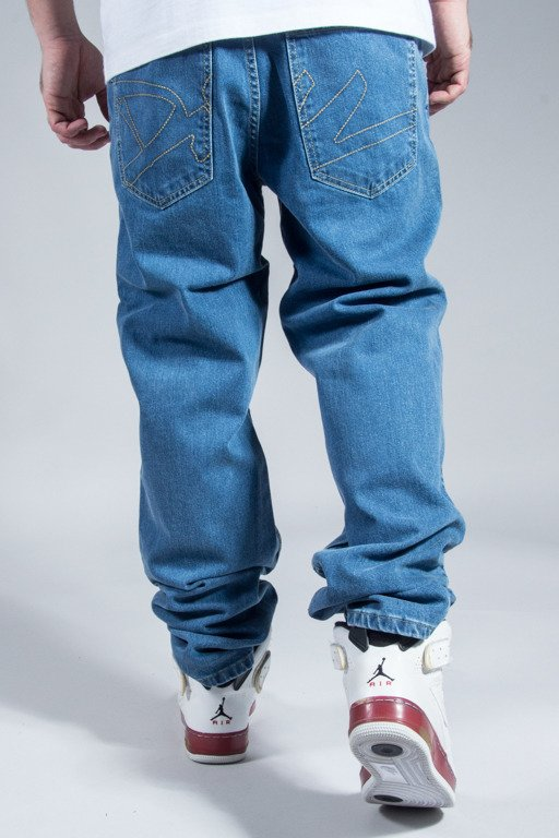 DIIL JEANS KLASYK REGULAR TAG BLUE