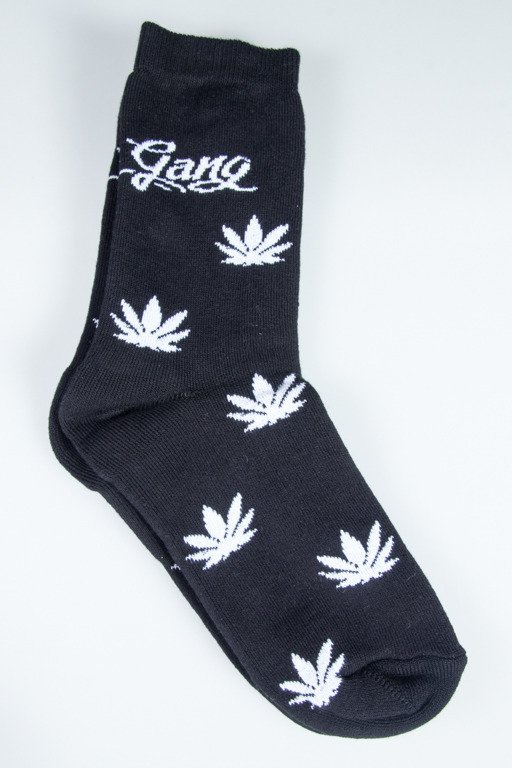 DIIL SOCKS LONG DG BLACK-WHITE