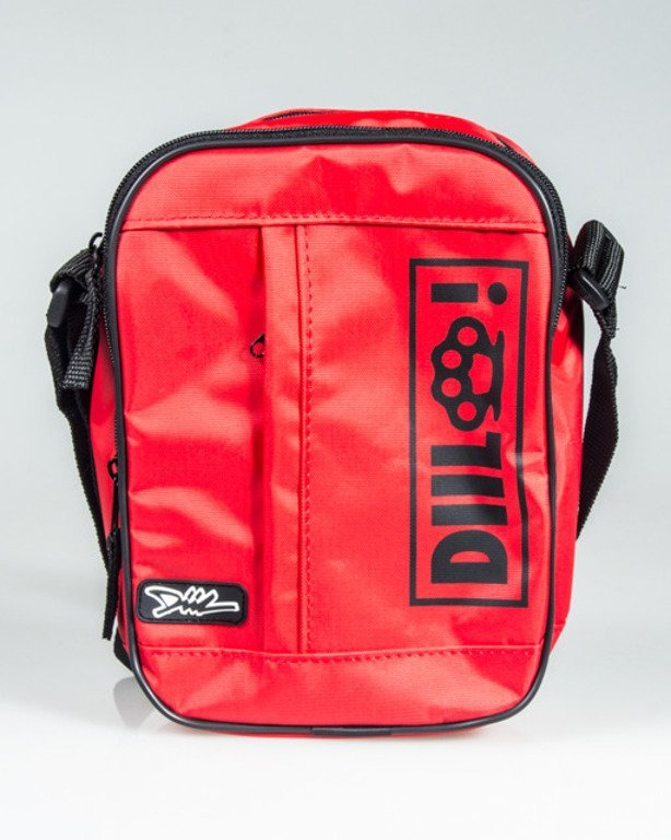 DIIL STREETBAG DIILBAG RED