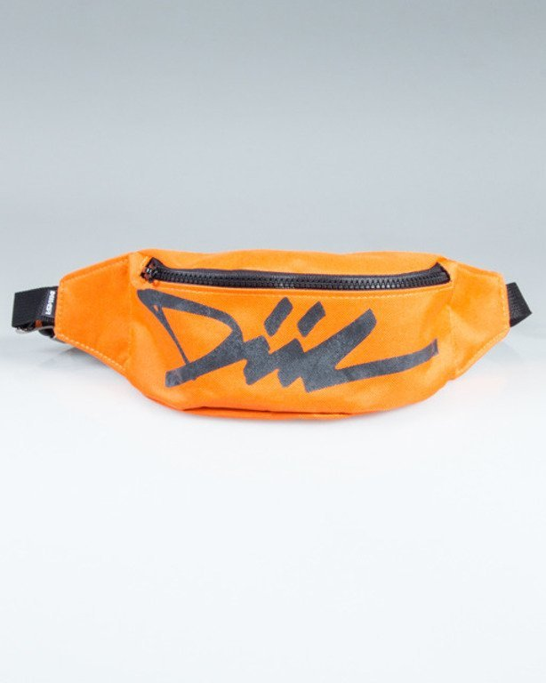 DIIL STREETBAG TAG ORANGE