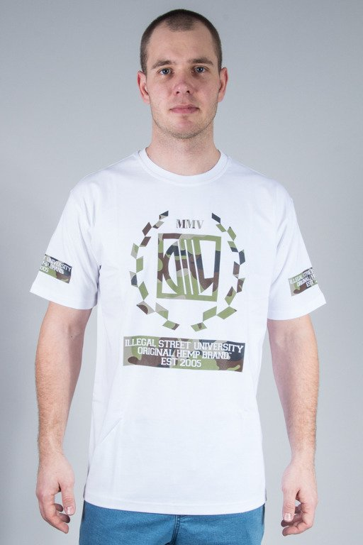 DIIL T-SHIRT CBW WHITE