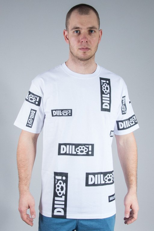 DIIL T-SHIRT ELEMENTS WHITE