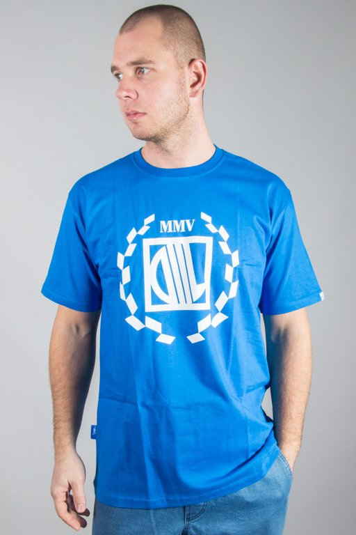 DIIL T-SHIRT LAUR BLUE