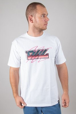 DIIL T-SHIRT MCFLY WHITE