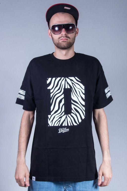 DIIL T-SHIRT SAFARI BLACK