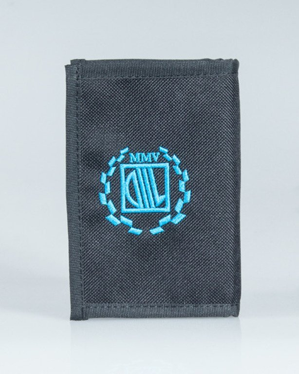 DIIL WALLET LAUR BLACK-BLUE
