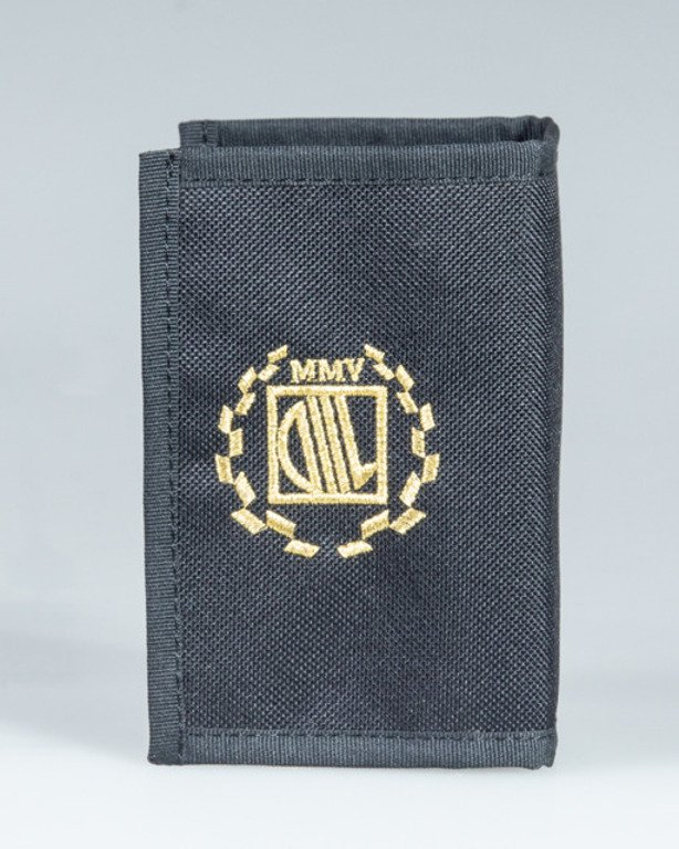 DIIL WALLET LAUR BLACK-GOLD
