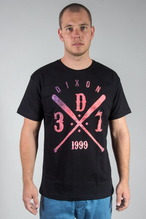 DIXON 37 T-SHIRT BASE BLACK