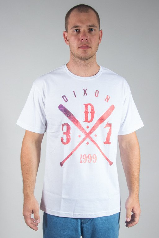 DIXON 37 T-SHIRT BASE WHITE