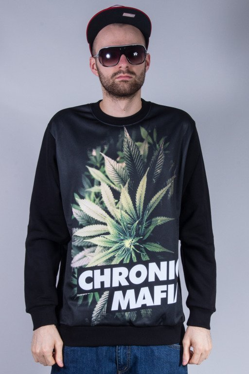 EL POLAKO BLUZA BEZ KAPTURA CHRONIC