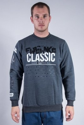 EL POLAKO CREWNECK DOT GRAFIT