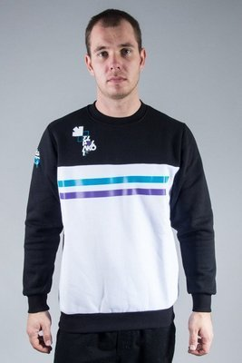 EL POLAKO CREWNECK NUMBER BLACK