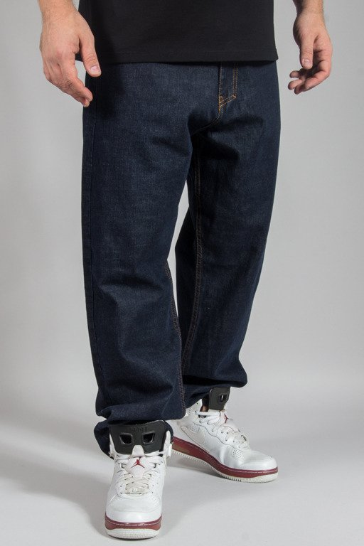 EL POLAKO JEANS BAGGY CUT CLASSIC DARK