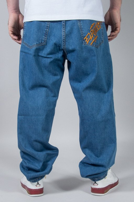 EL POLAKO JEANS BAGGY LOGSON LIGHT