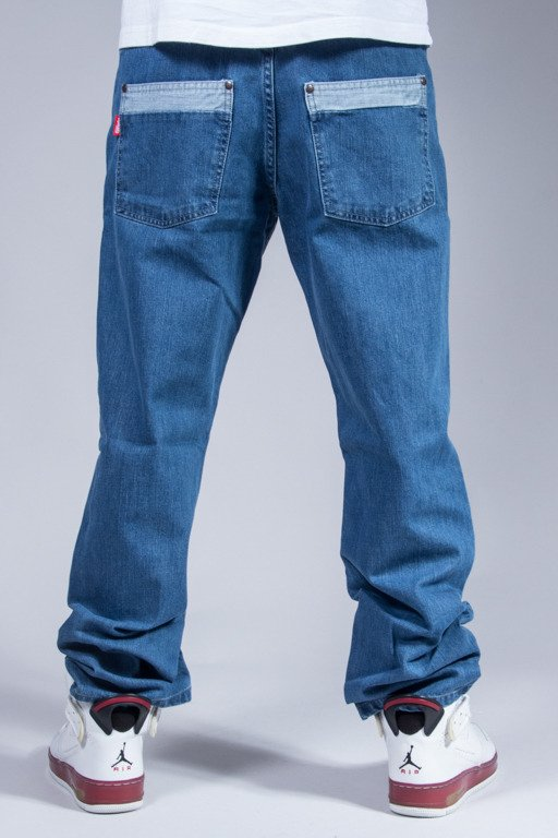 EL POLAKO JEANS HALF POCKET LIGHT