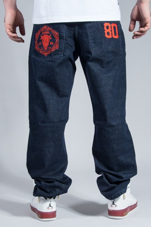 EL POLAKO JEANS REGULAR BULL DARK