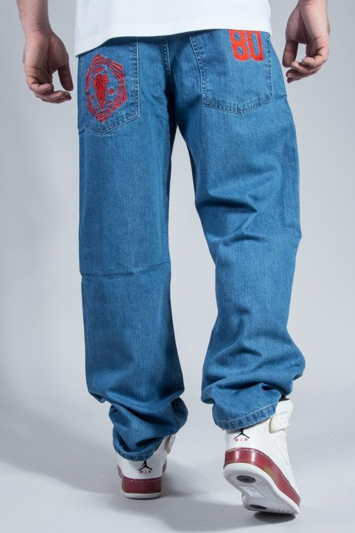 EL POLAKO JEANS REGULAR BULL LIGHT