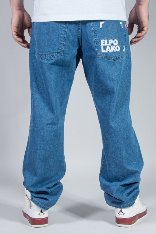 EL POLAKO JEANS REGULAR ELPO BLM LIGHT