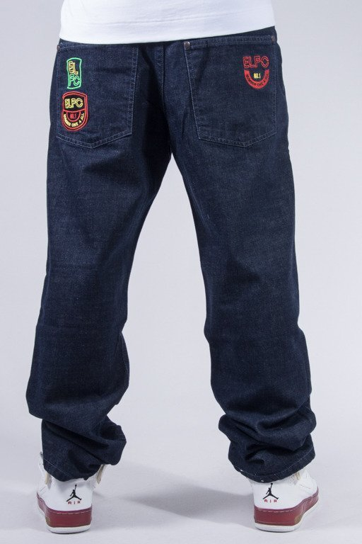 EL POLAKO JEANS REGULAR ELPO DARK
