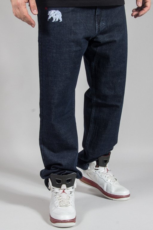 EL POLAKO JEANS REGULAR REPUBLIC DARK