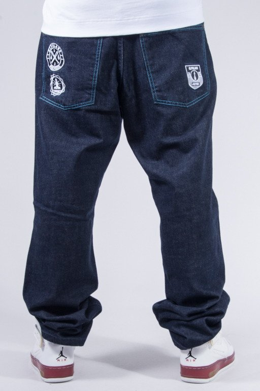 EL POLAKO JEANS REGULAR #RZPRDL DARK