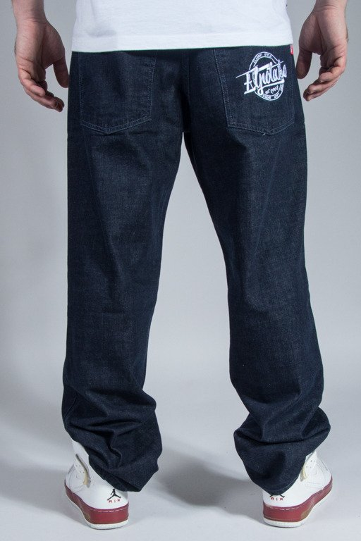EL POLAKO JEANS REGULAR STYLE DARK