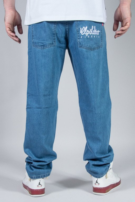 EL POLAKO JEANS SLIM LOGO LIGHT